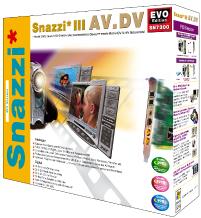 SNAZZI AV DV DRIVER FOR MAC